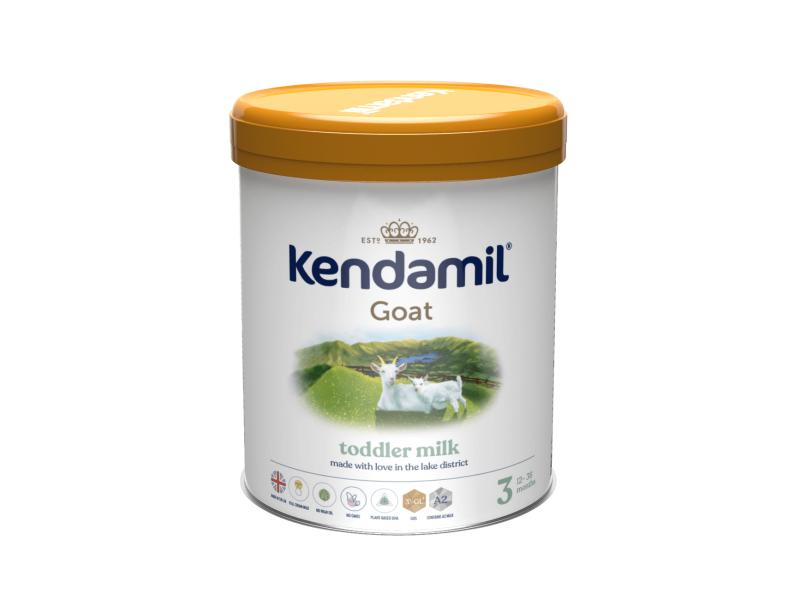 KENDAMIL Kozí batolecí mléko 3 (800 g) DHA+ 1