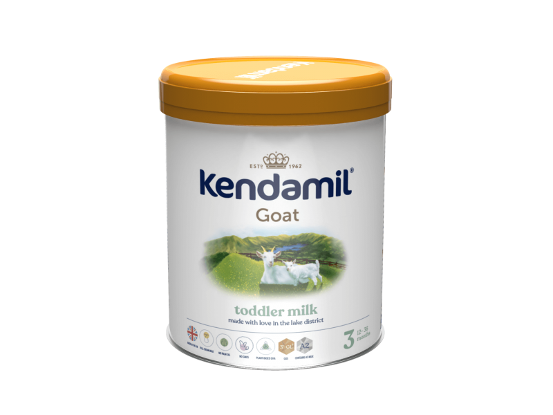 Kendal Nutricare KENDAMIL Kozí batolecí mléko 3 (800 g) DHA+