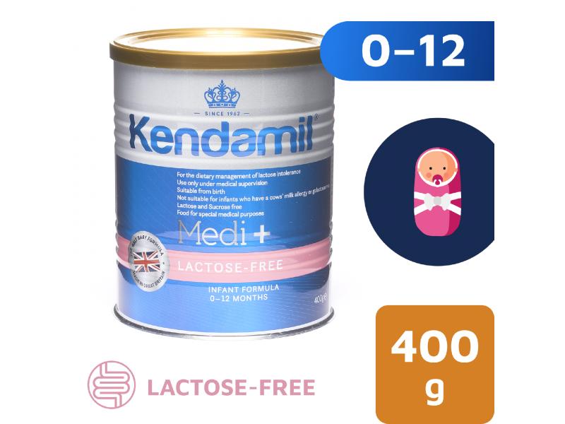 Kendamil MEDI+ Lactose Free 400 g 1