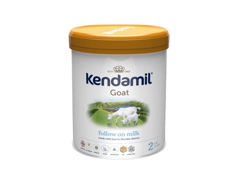 Kendal Nutricare KENDAMIL Kozí pokračovací mléko 2 (800 g) DHA+