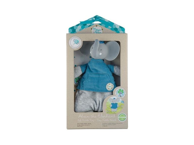 Mazlíček / kousátko slon Alvin - 25cm 1