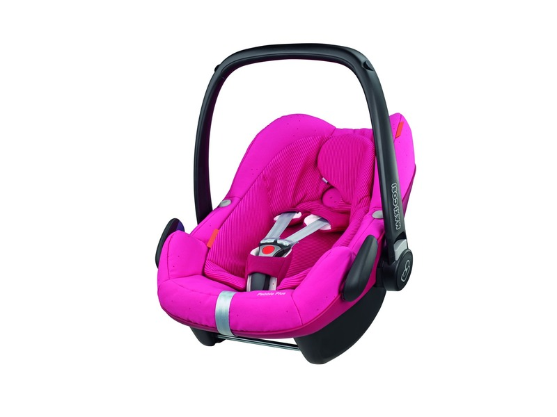 Maxi-Cosi Autosedačka Pebble Plus 2015 Berry Pink