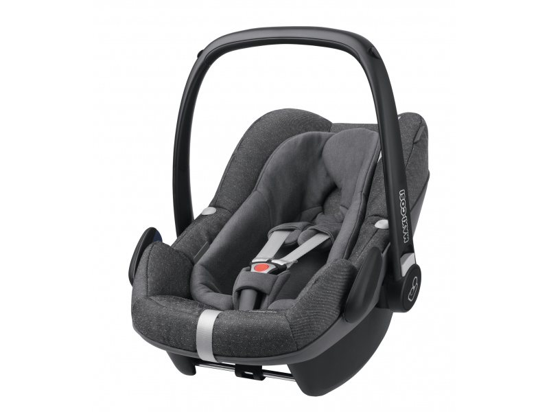 Maxi-Cosi Autosedačka Pebble Plus_Sparkling grey