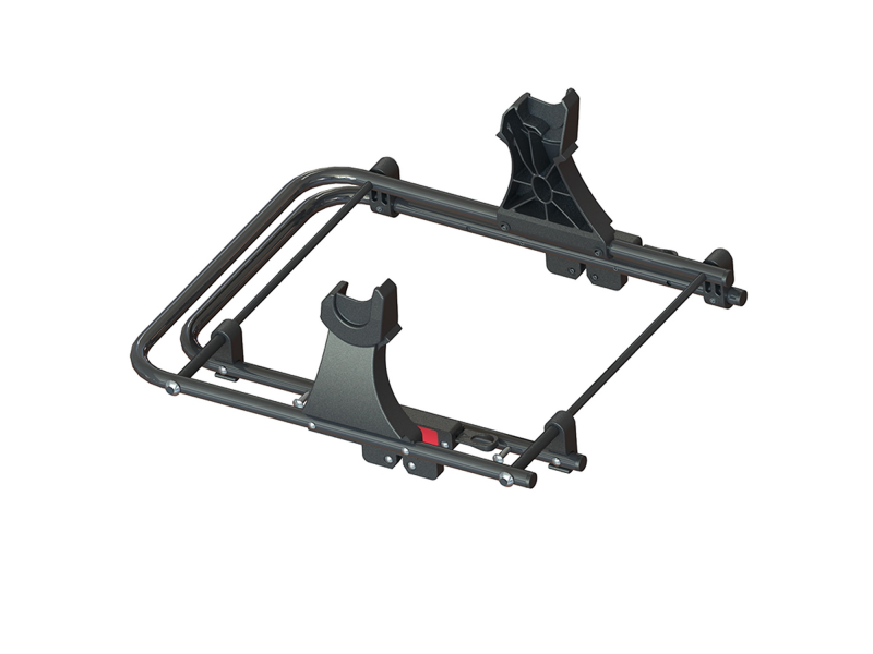 Emmaljunga Adaptér na autosedačku na Double Viking Right (Maxi CosiCabriof Fix, BeSafe iZiGo) 2019