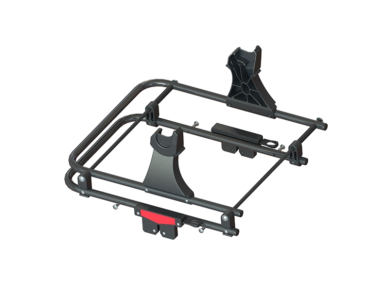 Emmaljunga Adaptér na autosedačku na Double Viking Left (Maxi CosiCabriof Fix, BeSafe iZiGo) 2019