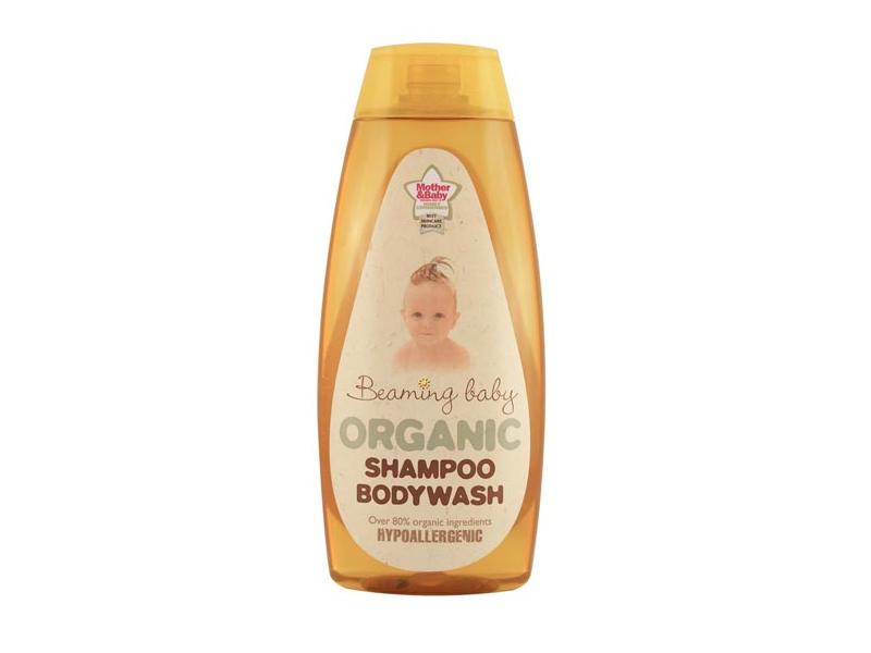Organický dětský šampón a tělové mýdlo 250 ml 1