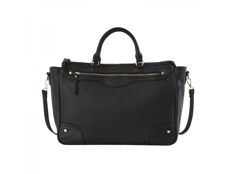 Přebalovací taška na kočárek CARLA, black 1