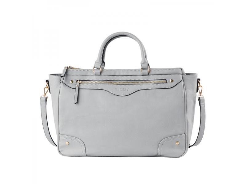 Přebalovací taška na kočárek CARLA, light grey 1