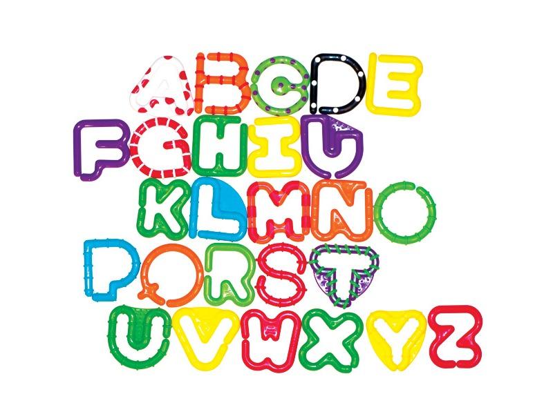 Spojovací písmena A-Z 1