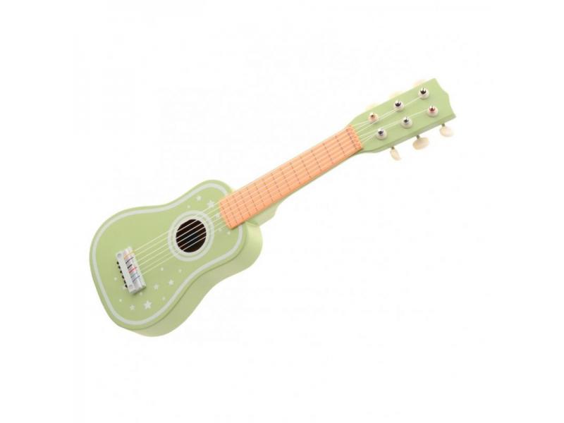 dřevěná kytara 36m+ 1