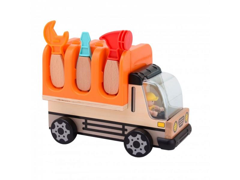 nákladní auto s pracovním ponkem 36m+ 1