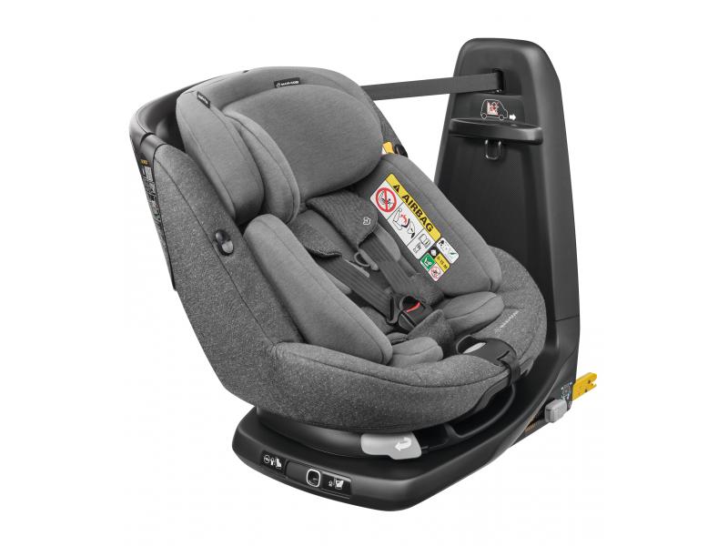 AxissFix Plus autosedačka Sparkling Grey 1