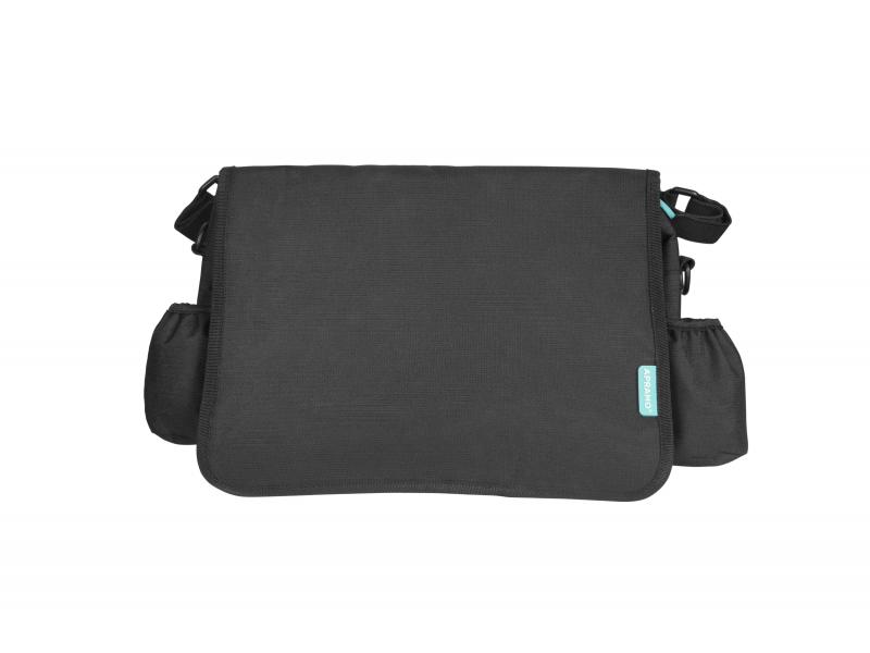 Organizér na autosedadlo Multi Pockets Black 1