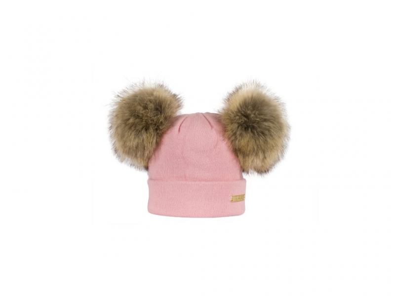 Čepice Pink 1