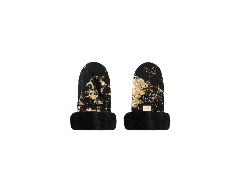 Rukavice Black Golden 1