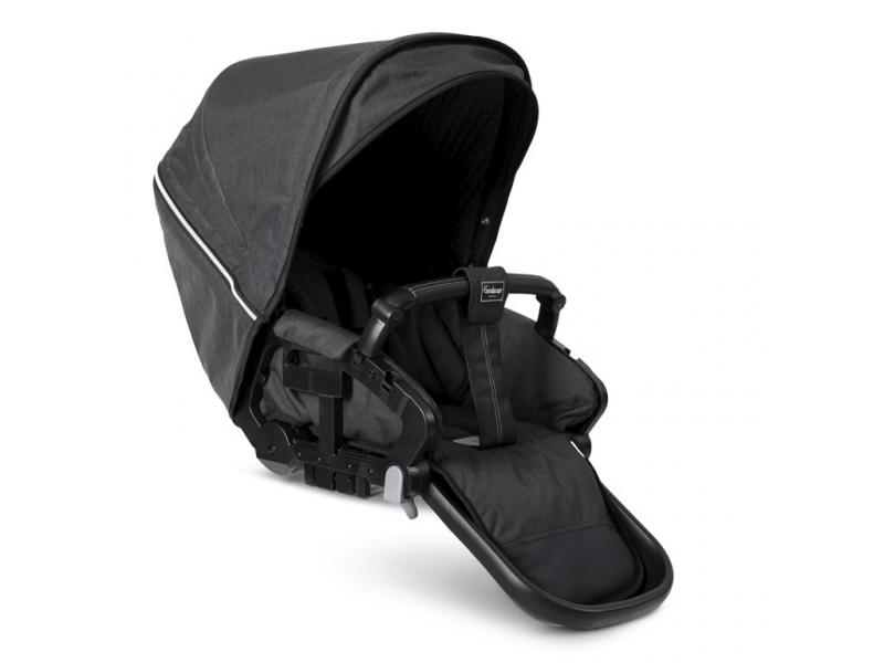 NXT seat unit FLAT lounge black 36103 1
