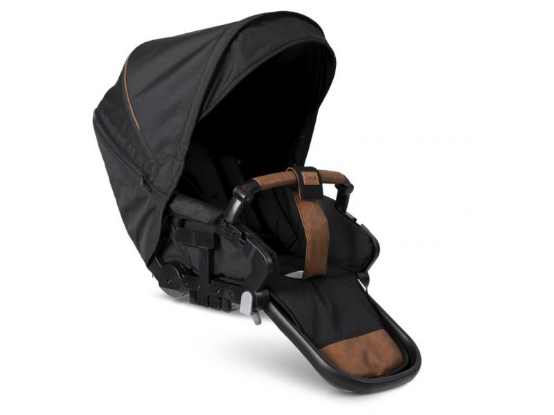NXT seat unit FLAT outdoor black 36105 1