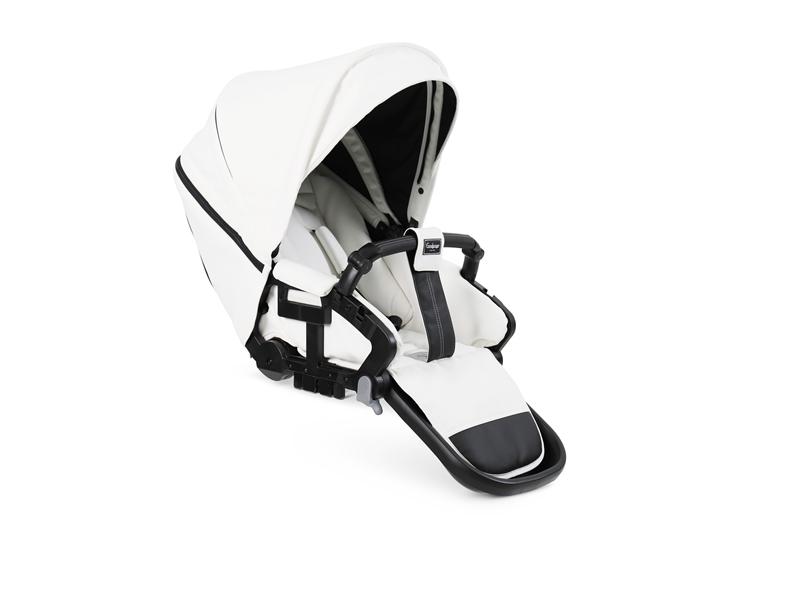NXT seat unit FLAT leatherette white 36107 1