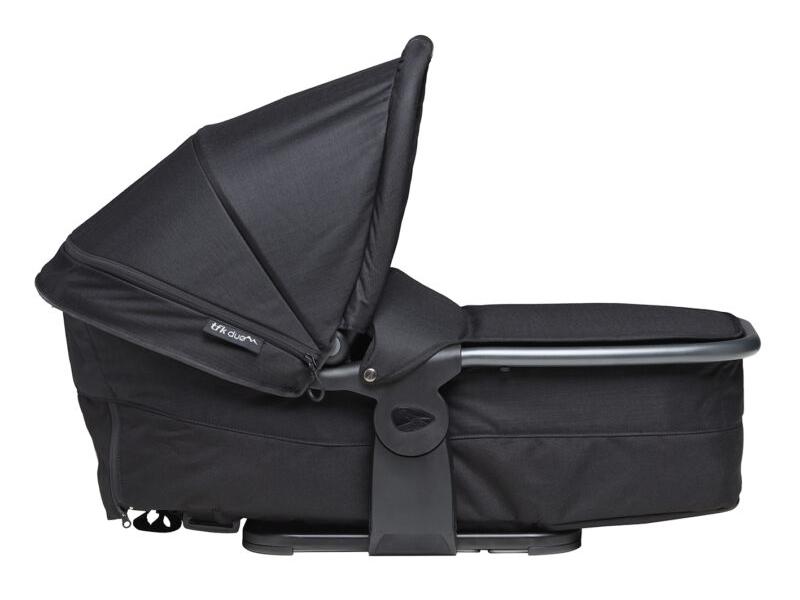 Carrycot Duo combi black 1