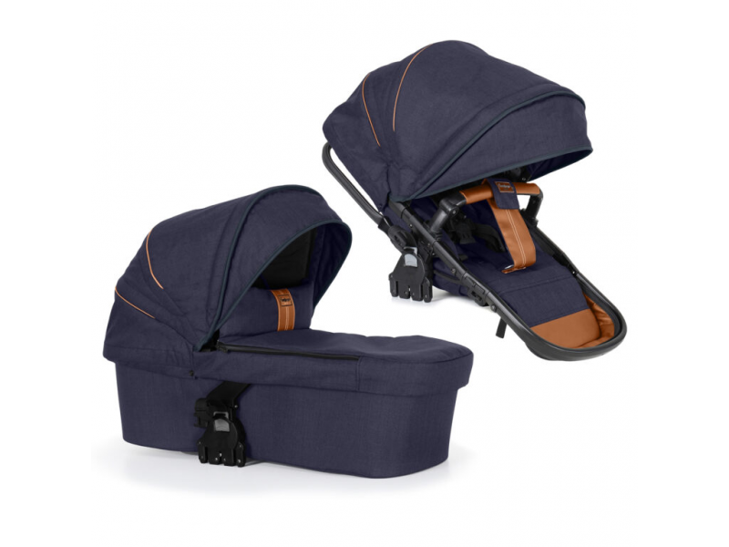 NXT 2in1 combi prambody/seat outdoor navy 37104 1