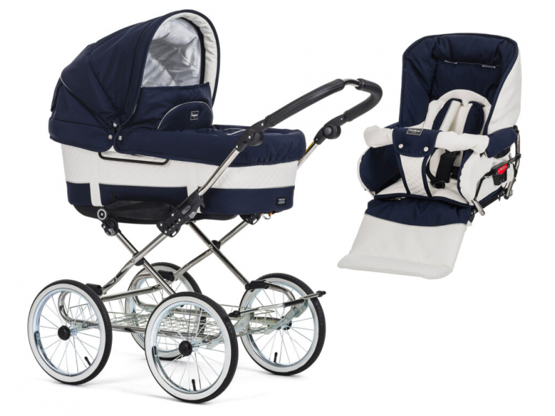 Set chassis Duo de Luxe 2020 17086 + 18924 navy 1