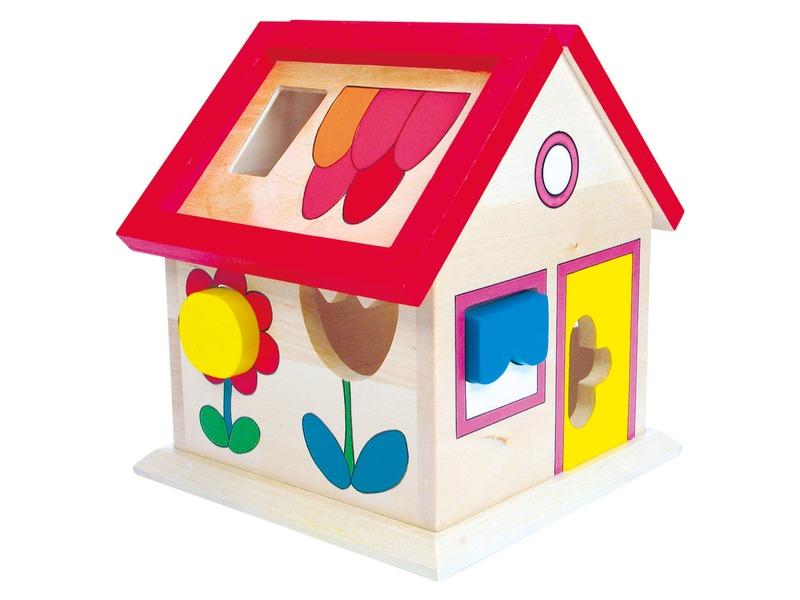 Domeček s tvary-Villa Florina 1