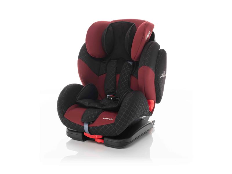 Autosedačka Carrera Fix, Berry Red 1
