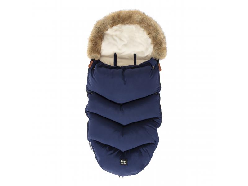 Zimní fusak Fluffy, Royal Blue 1