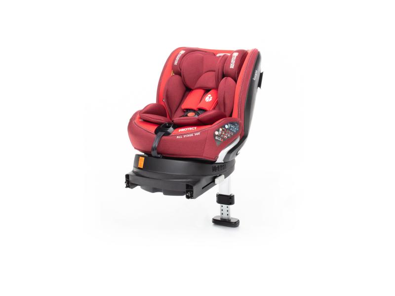Autosedačka Protect i-Size, Red 1