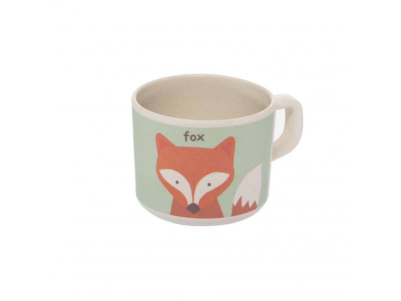 Bambusový hrníček, Fox 1