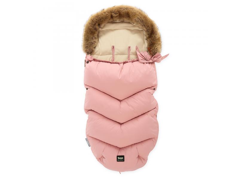 Zimní fusak Fluffy, Old Pink 1