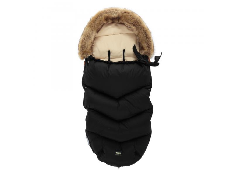 Zimní fusak Fluffy, Night Black 1