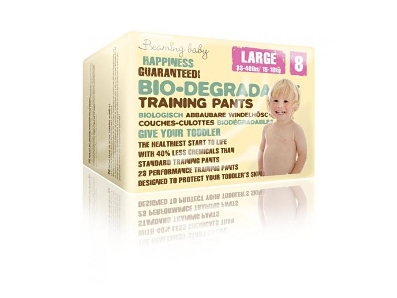 Beaming baby Natahovací plenkové kalhotky Beaming baby Junior 15 - 18 kg (23 ks)