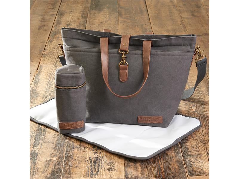 Silvercloud Přebalovací taška - tote