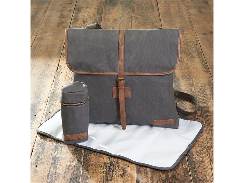 Silvercloud Přebalovací taška - satchel