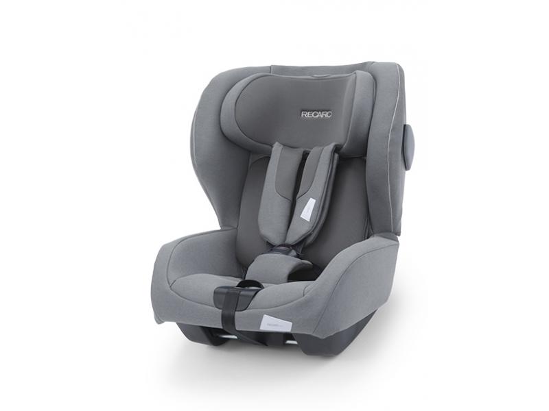 autosedačka Recaro Kio 3m+ prime silent grey 1
