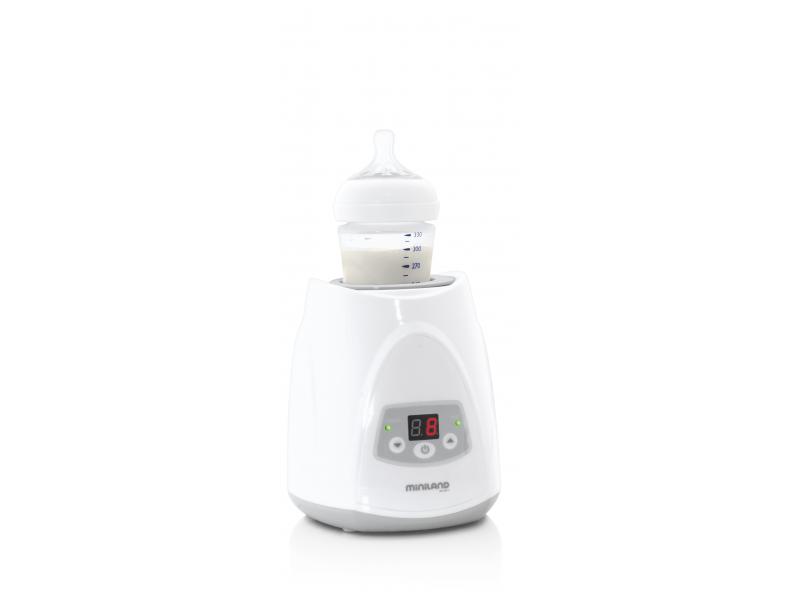 MiniLand Ohřívačka kojeneckých lahví Warmy Plus Digi
