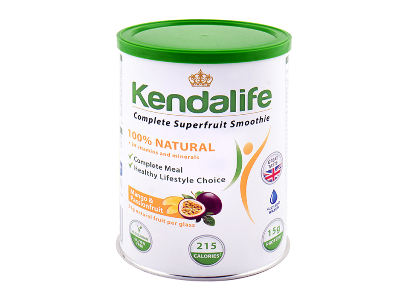 Kendal Nutricare Kendalife Mango Passion fruit koktejl (450g)