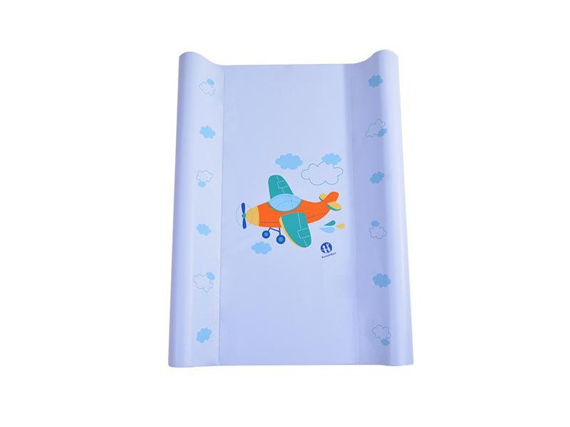 Petite&Mars Podložka přebalovací Paddy 70 cm sv.modrá letadlo