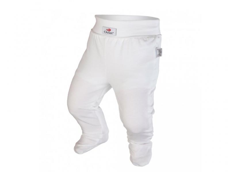 Polodupačky tenké Outlast® - bílá, vel. 50 1