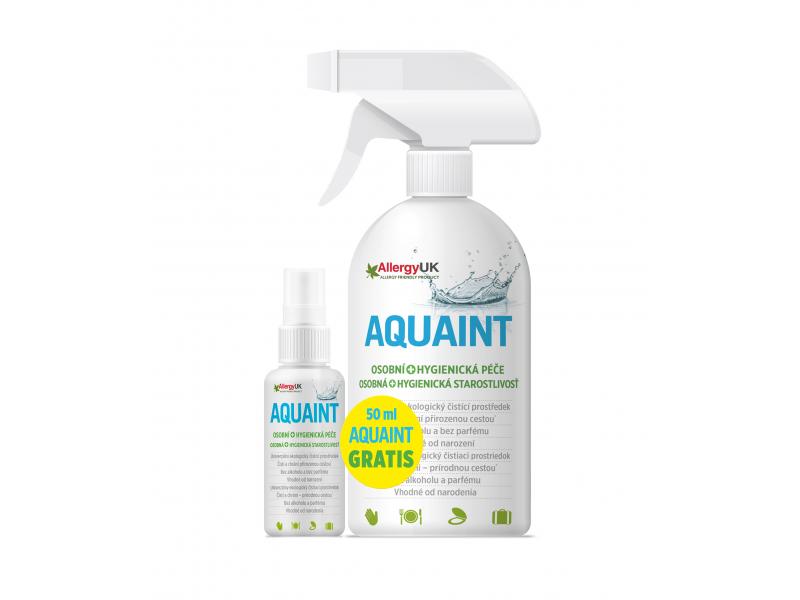 100% ekologická čisticí voda 500 ml+DÁREK  50ml 1