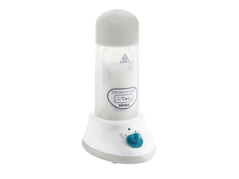 Ohřívačka kojeneckých lahví EXPRES šedá/modrá 1