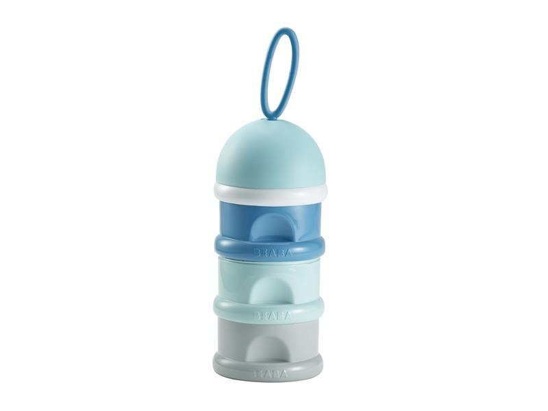 Dávkovač sušeného mléka modrý 1