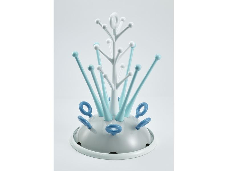Beaba Odkapávač kojeneckých lahví šedá/modrá