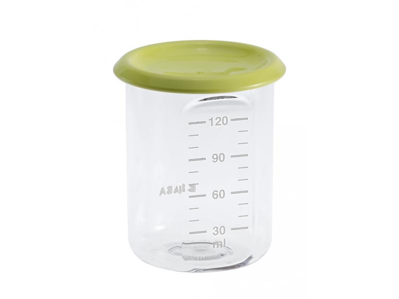 Kelímek na jídlo 120 ml zelený 1