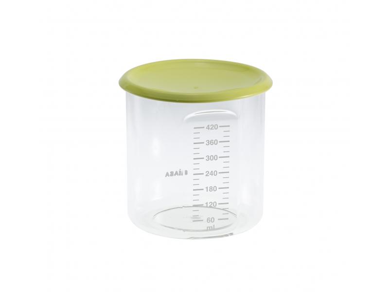 Kelímek na jídlo 420 ml zelený 1