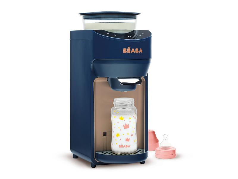 Přístroj na přípravu kojeneckého mléka Milkeo Night Blue 1