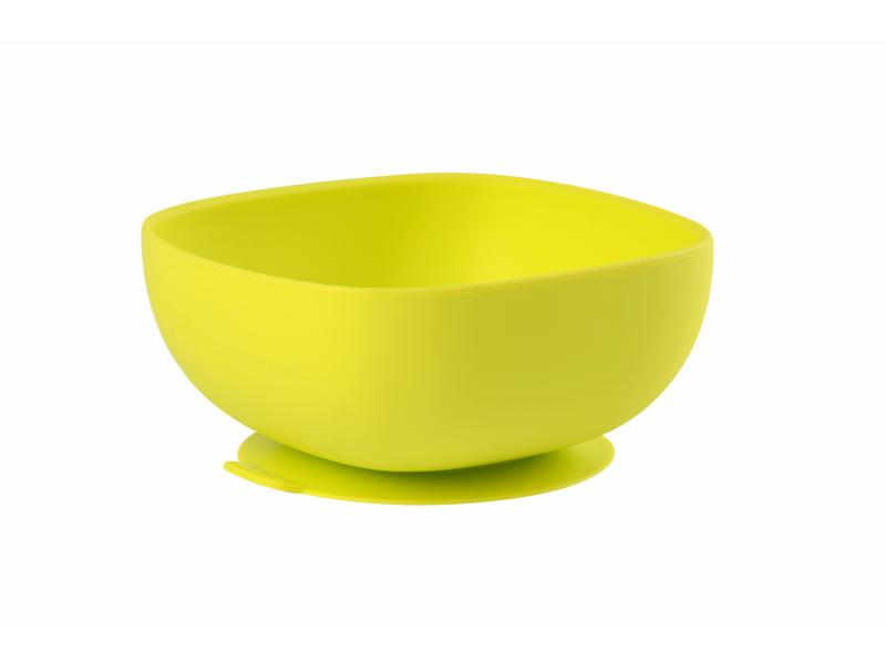 Miska silikonová s přísavkou Green 1