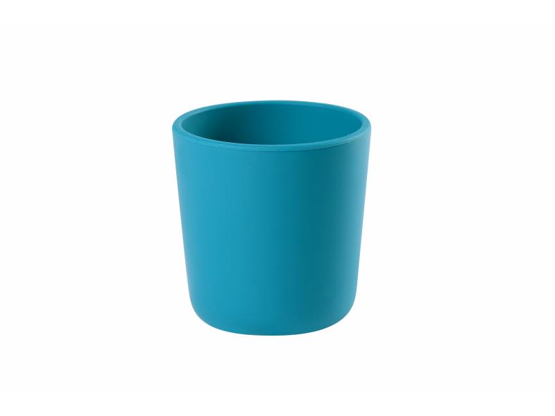 Kelímek silikonový Blue 1