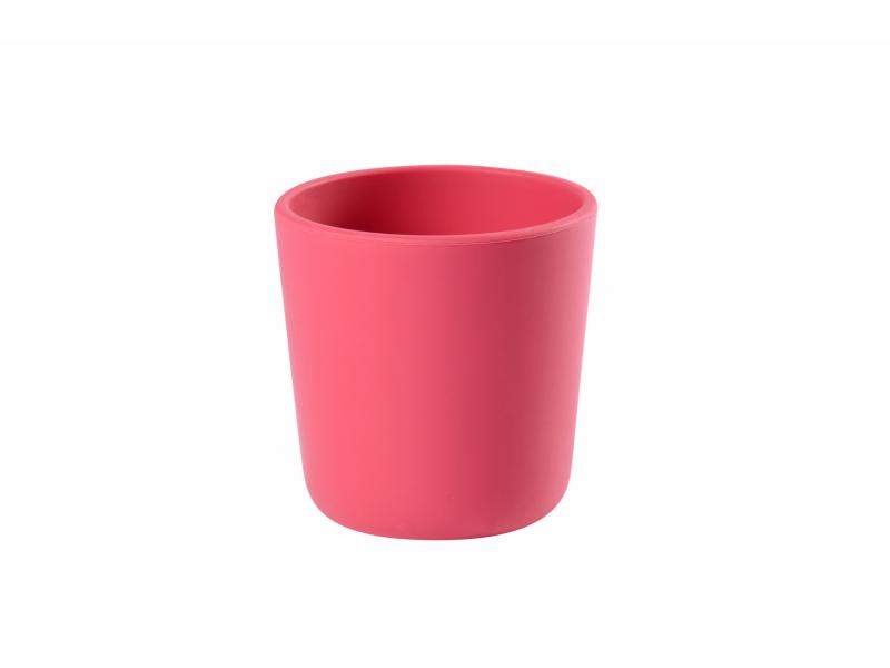Kelímek silikonový Pink 1